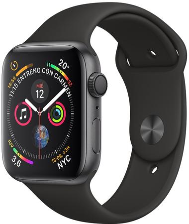 Apple Watch Series 4 GPS+Cellular 40mm caja de aluminio