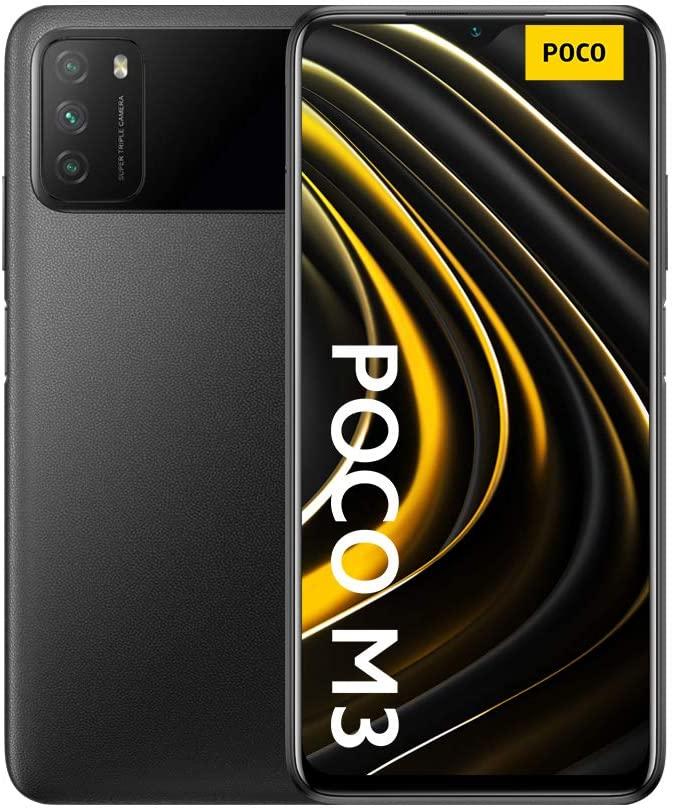 Xiaomi Poco M3 4/64 desde España por solo 115€