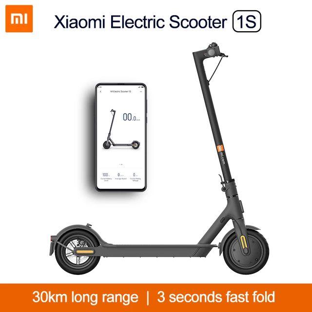 Xiaomi Electric Scooter 1S desde España