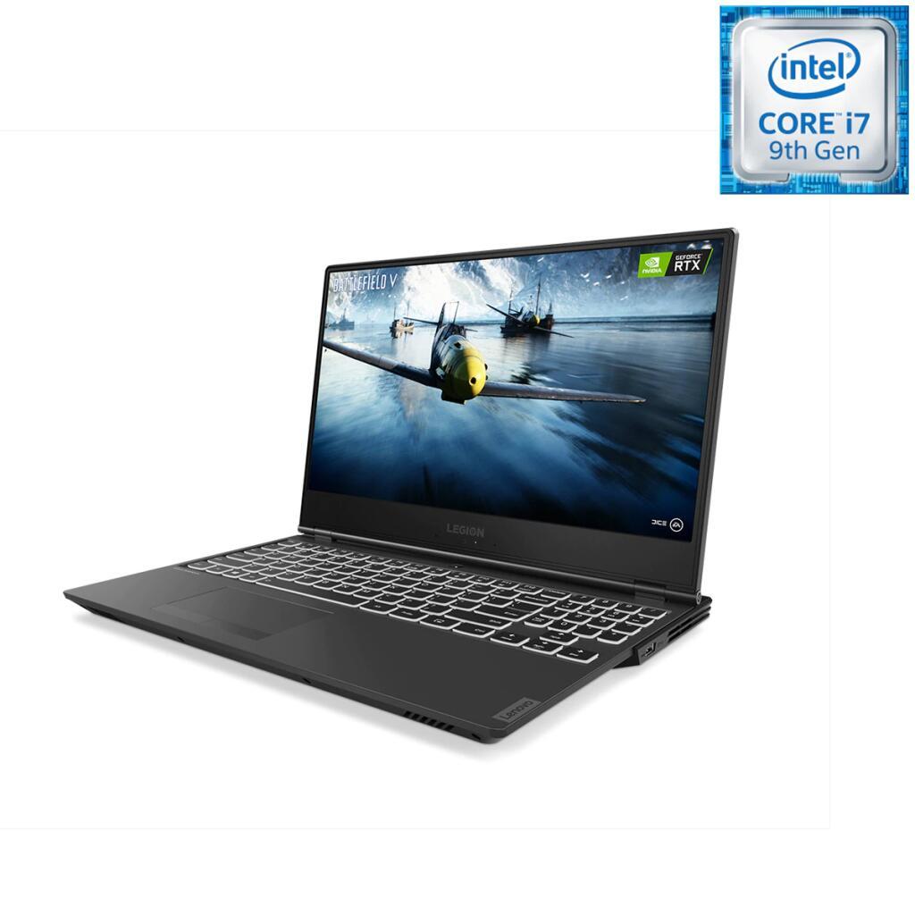 Lenovo Legion Y540-15IRH-HASP, i7, 16GB, 512GB SSD, GeForce RTX 2060 6GB
