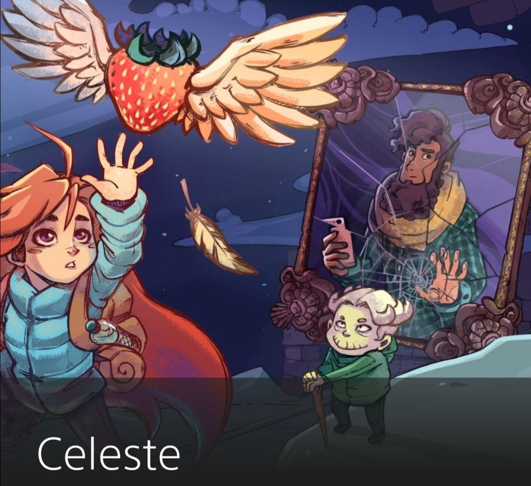 Celeste PS4