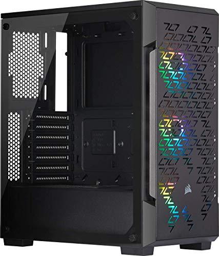 Caja PC Corsair iCUE 220T RGB [MINIMO HISTORICO]