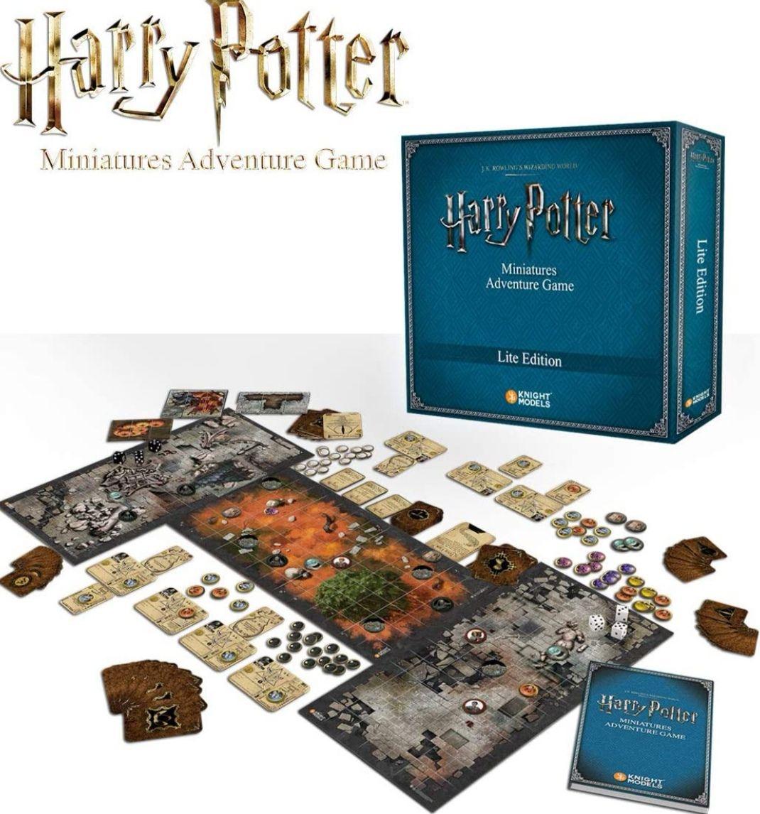Harry Potter Miniatures Adventure Game: Lite Edition (Precio al tramitar pedido)