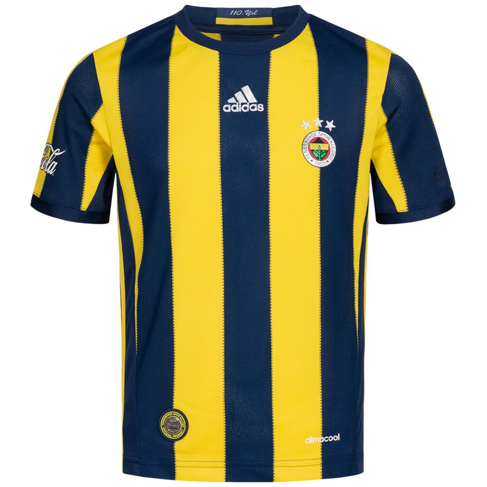Equipaciones Liga Turca - Tallas para Niños (Adidas Oficial)