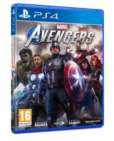 Marvel's Avengers para PS4