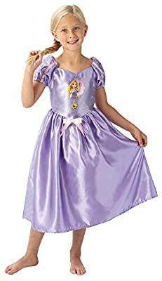 Disfraz Rapunzel Fairytale Classic, Talla S (3-4 años)