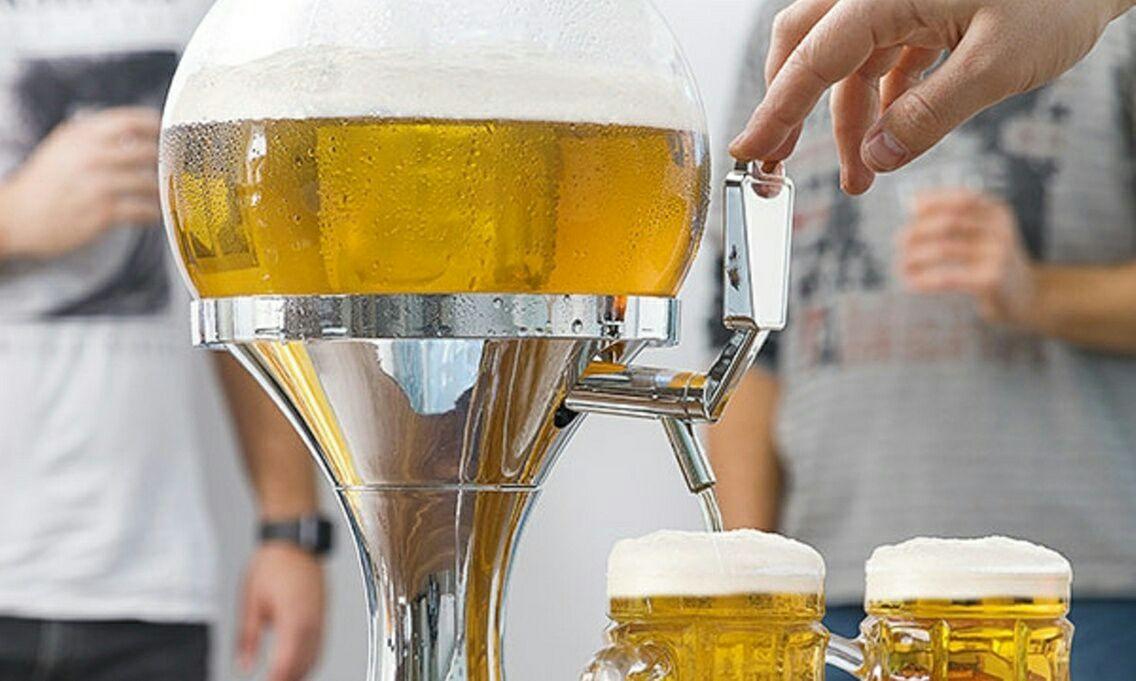 Tirador bueno,bonito y barato de cerveza