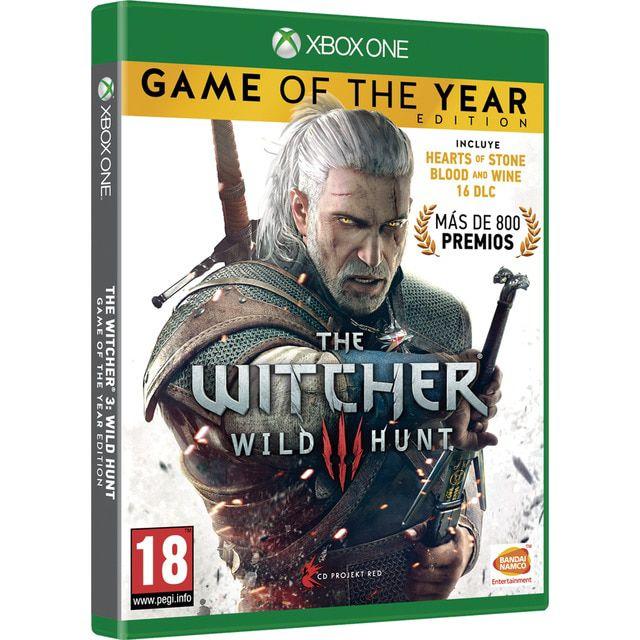 The Witcher 3 Goty Edition-Xbox One/Xbox Series X