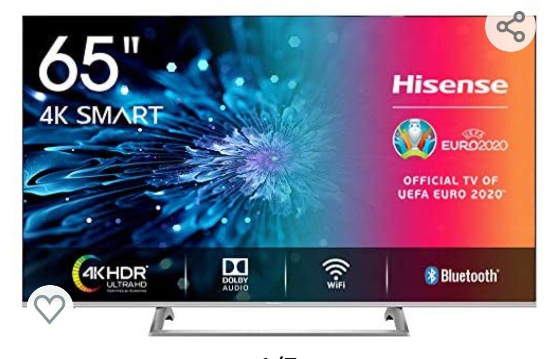 Hisense H65BE7400 Smart TV 65' 4K Ultra HD