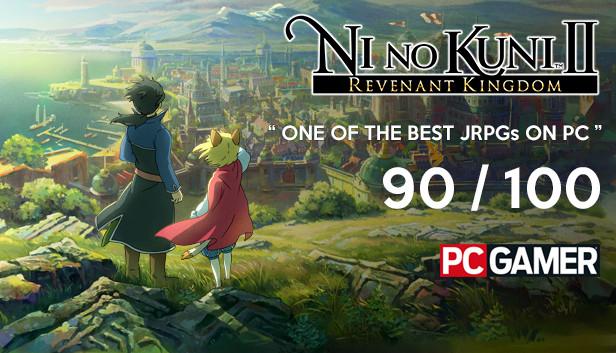 Ni no Kuni II: Revenant Kingdom [PC Steam]