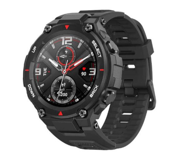 Amazfit T-Rex Rock Negro Smartwatch