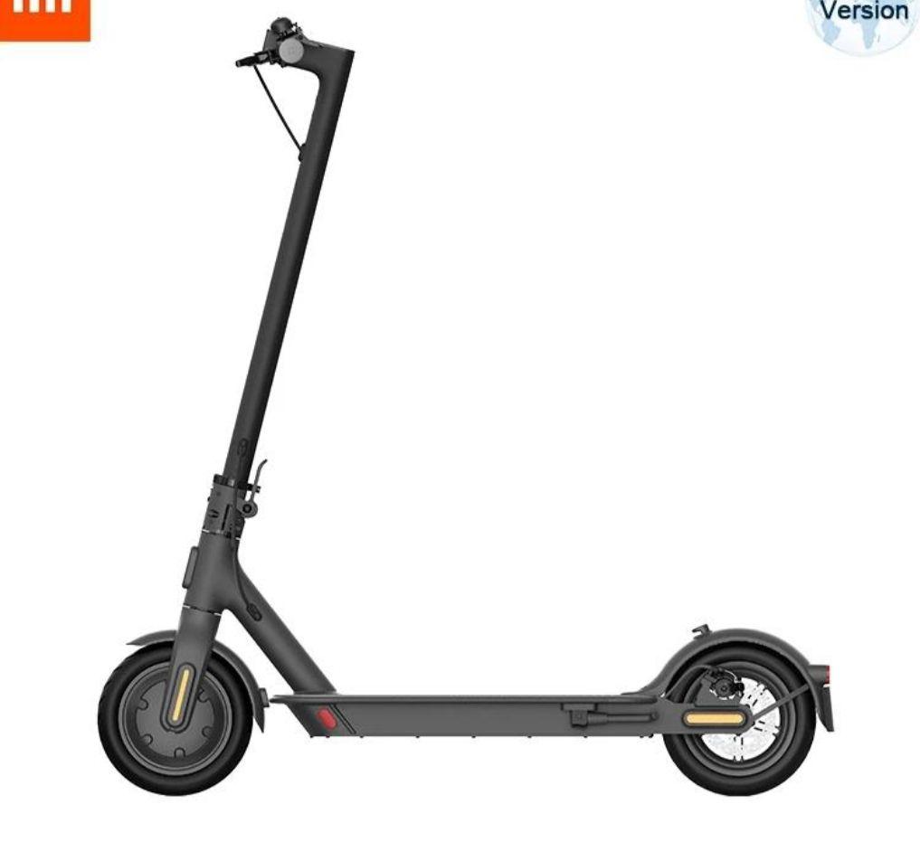 Xiaomi scooter 1S desde Europa