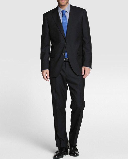 DUSTIN - Traje de hombre (Americana y pantalon) TALLAS GRANDES desde 46 a la 58