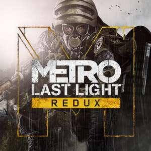 GRATIS :: Metro Last Light Redux @GOG Drm-Free