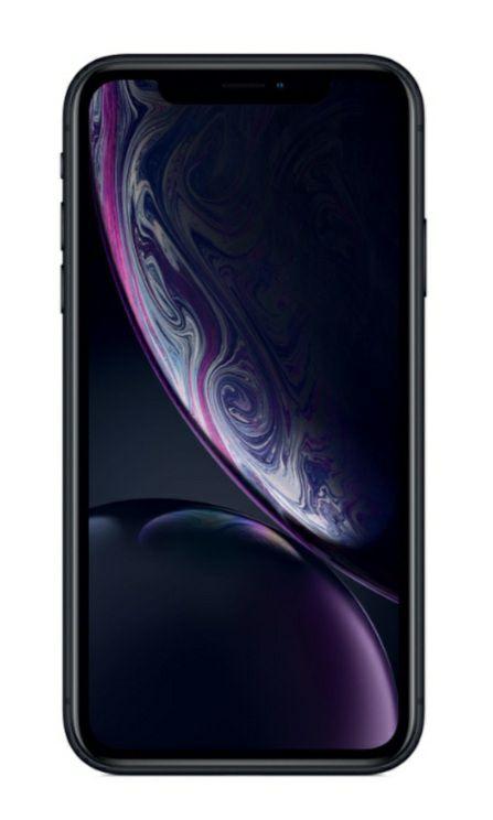 Iphone XR negro 64 gb reacondicionado impecable