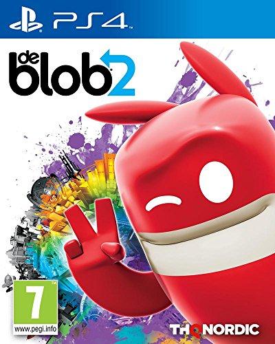Juego físico PS4 - De Blob 2 - 8.44€