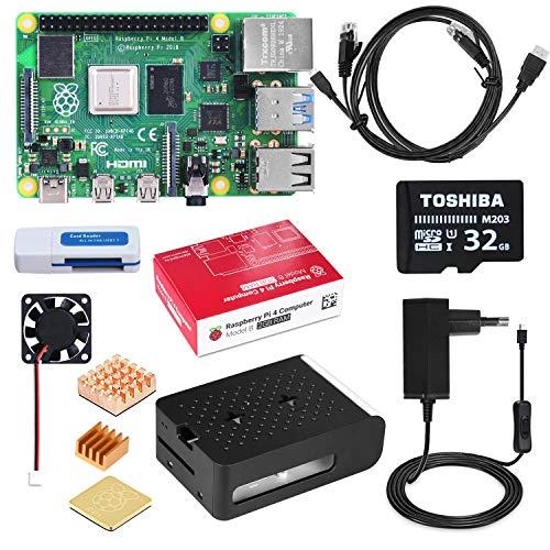Raspberry Pi 4 Starter Kit (2GB RAM)