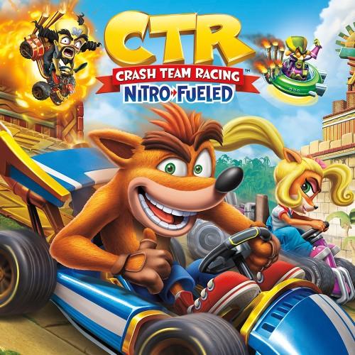 Crash Team Racing Nitro-Fueled [Nintendo Switch]