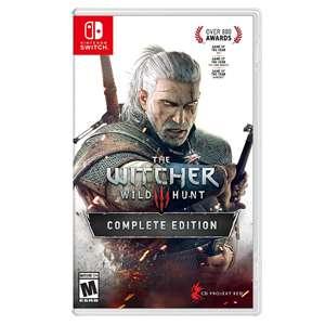 The Witcher 3: Wild Hunt Complete Edition (Nintendo Switch, Físico, AlCampo Vilanova)