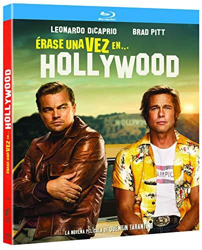 Blu Ray de Érase una vez en... Hollywood