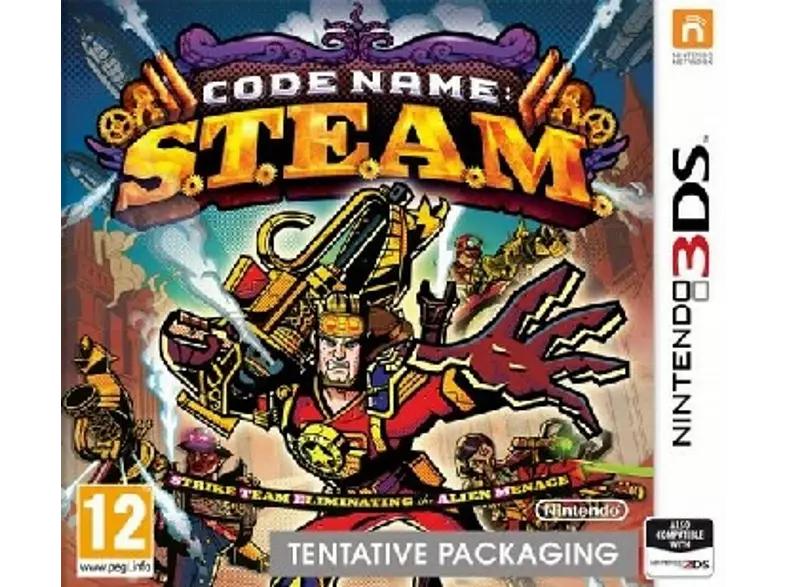 Code Name S.T.E.A.M. para Nintendo 3DS