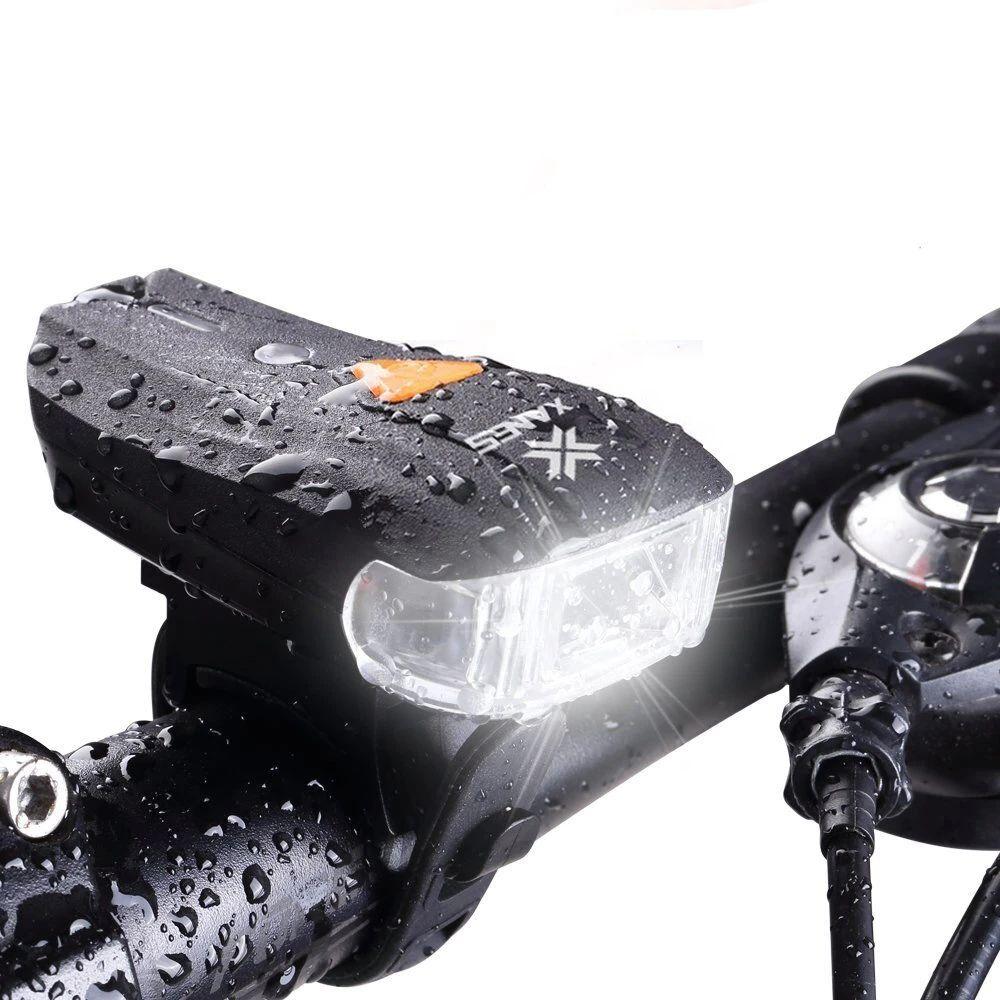 Luz para bicicleta 600LM + 2 LEDS independientes
