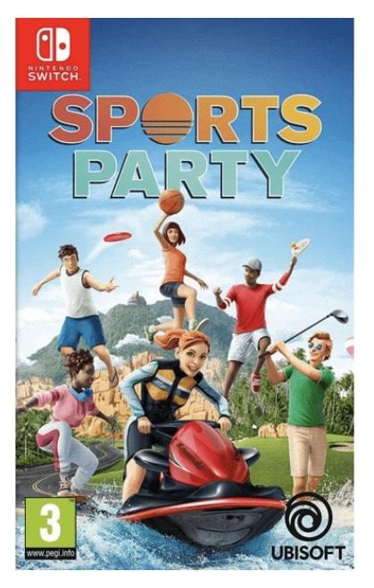 Nintendo Switch - Sports Party. Físico