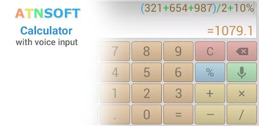 Google Play : Calculadora por voz multi-pantalla Pro