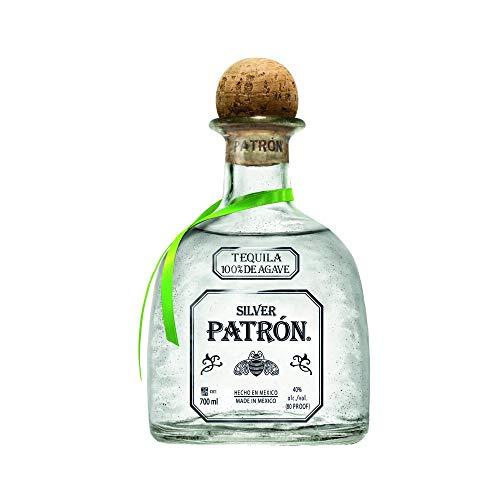 Patrón Silver Tequila - 700ml.