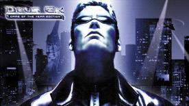 Deus Ex: Game of the Year Edition, código para Steam