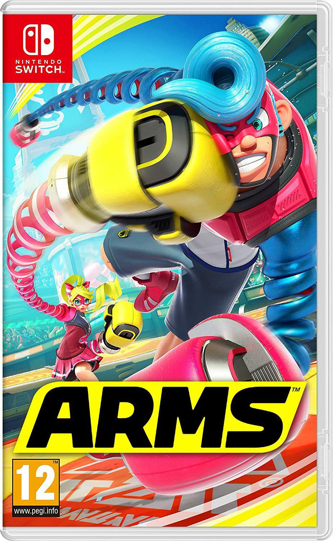 Nintendo Switch Arms + Envío Gratis