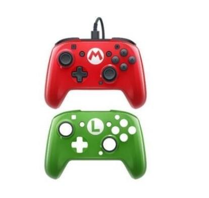 Mando Mario/Luigi Switch con carcasa intercambiable