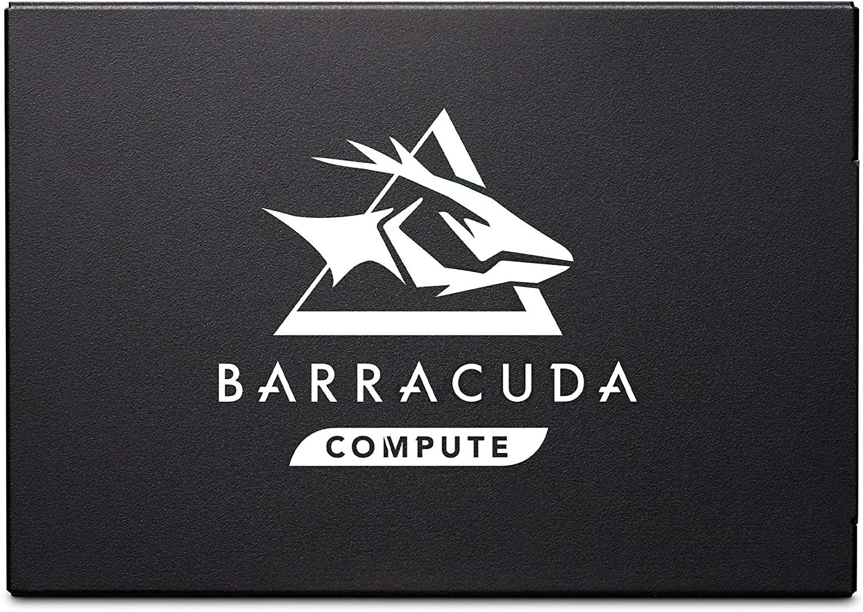 SSD Seagate Barracuda 240GB por 25€