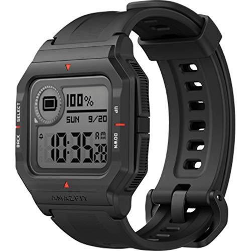 Amazfit Neo Reloj Smartwatch Deportivo   28-37 Días Batería