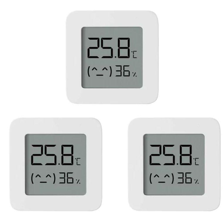 3 termómetros Xiaomi mijia 2 por 7,89€ y