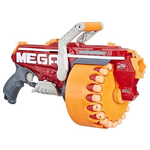 Nerf- Mega Megalodon, Multicolor
