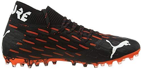 PUMA Future 6.1 Netfit MG, Zapatillas de Fútbol Unisex [Talla 39]