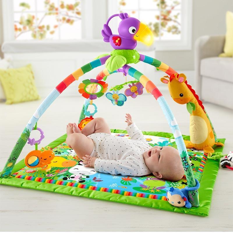 Manta de juego para bebés