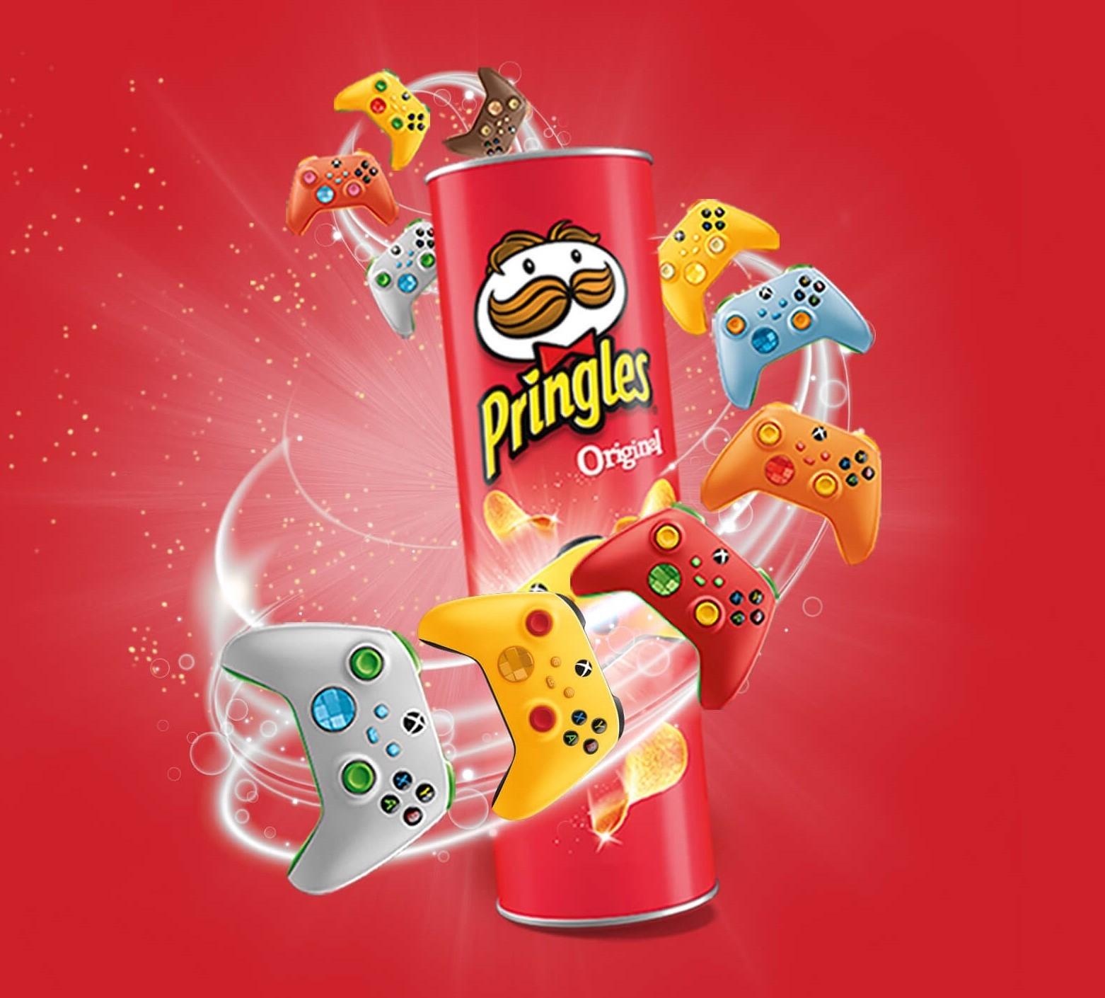 7 días de Xbox Game Pass Ultimate por una lata de Pringles