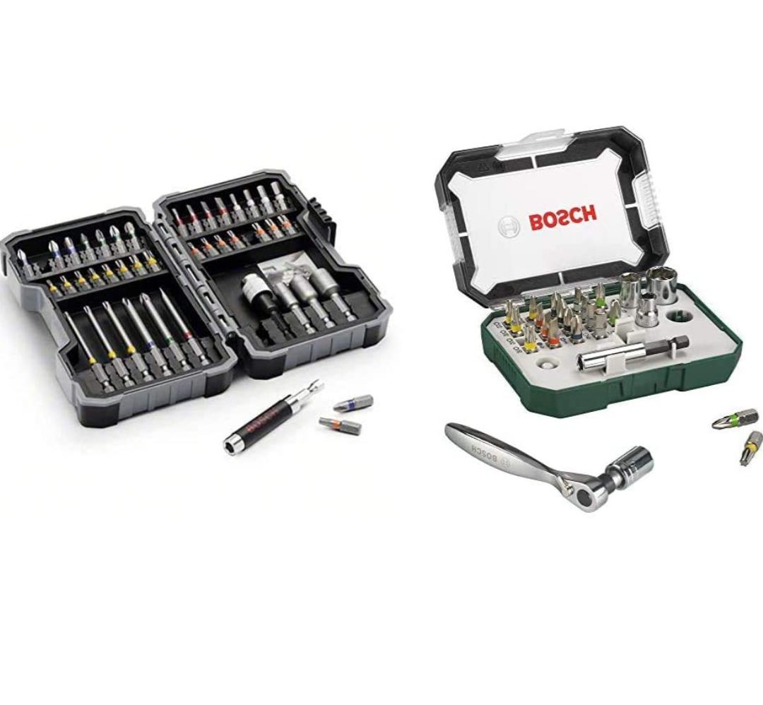 Bosch - Set de 43 unidades