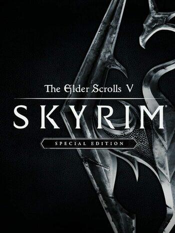 The Elder Scrolls V: Skyrim (Special Edition) Steam Key GLOBAL - oferta flash a partir de las 20:00