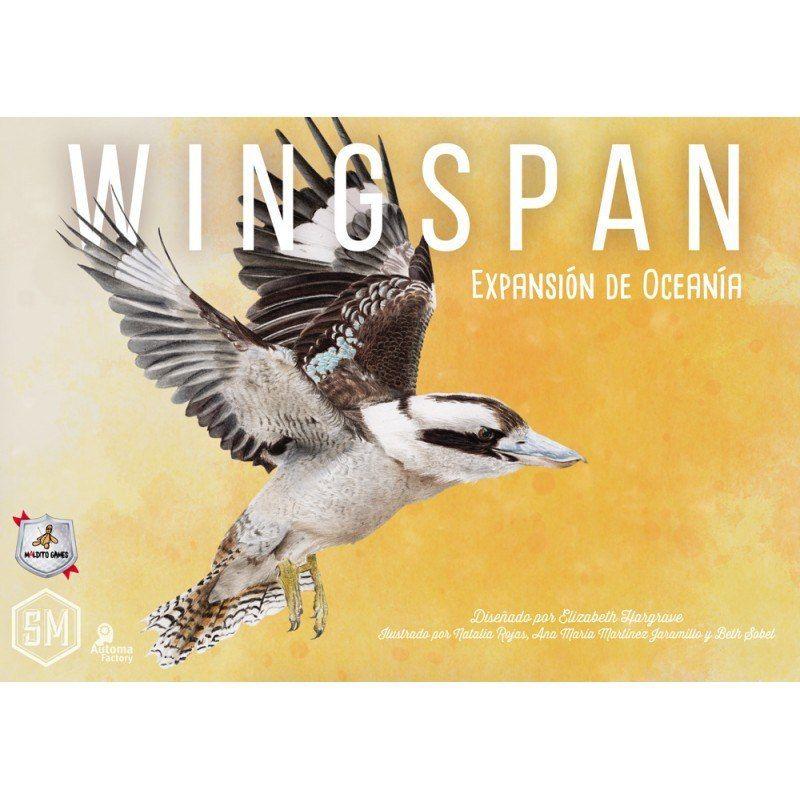 Expansión Wingspan Oceanía