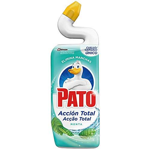 3 UNIDADES Pato - Wc Frescor 750 ml