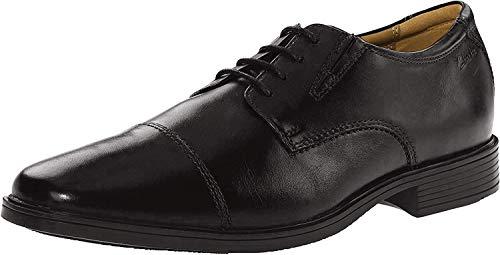 Clarks Tilden Cap, Zapatos de Cordones Derby Hombre talla 42,5 otras tallas precios similares