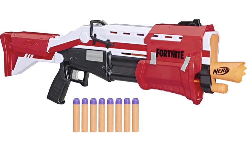 Nerf Fortnite Mega - Lanzador verdión Fornite