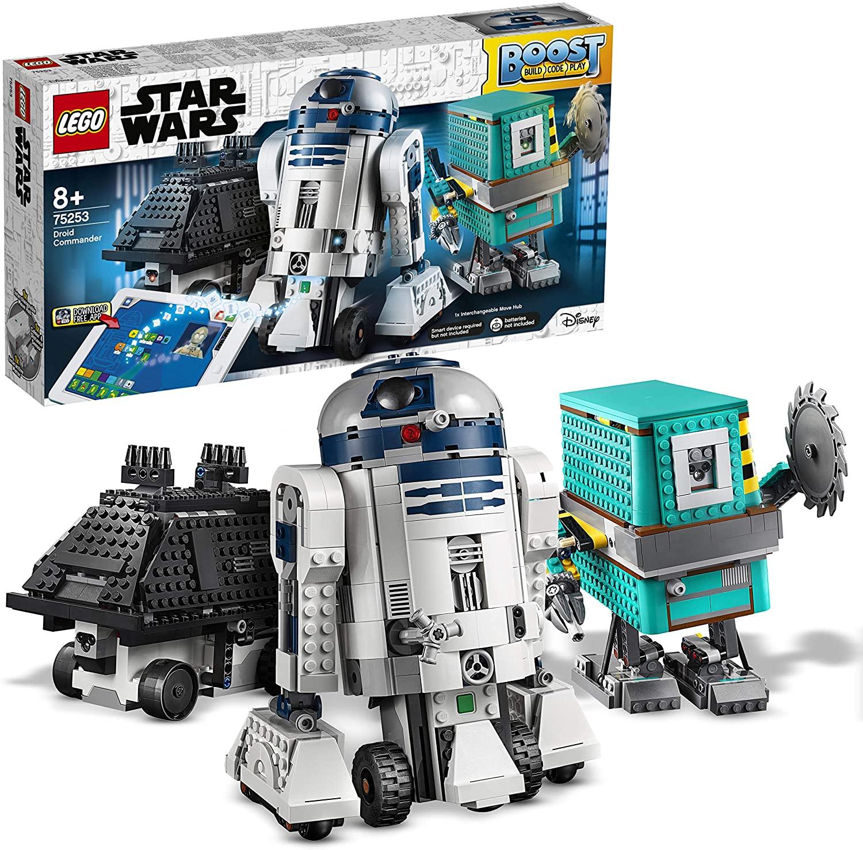 LEGO Star Wars Comandante Droide solo 125€
