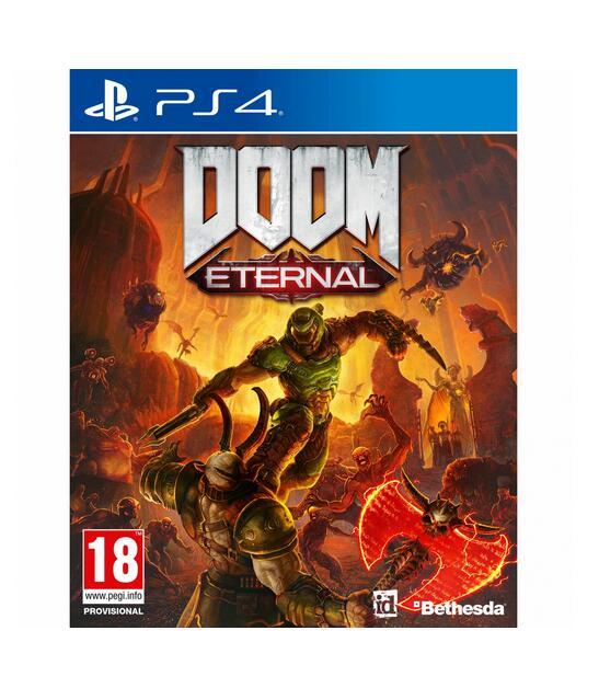 Doom Eternal para PS4