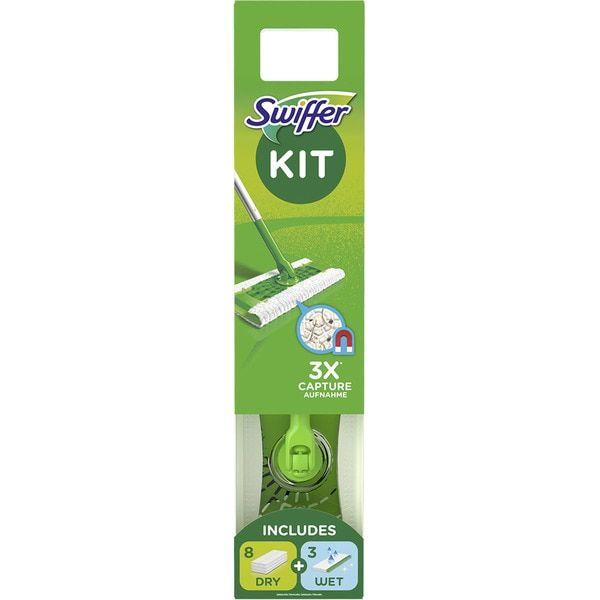 Productos Swiffer con segunda unidad 70%