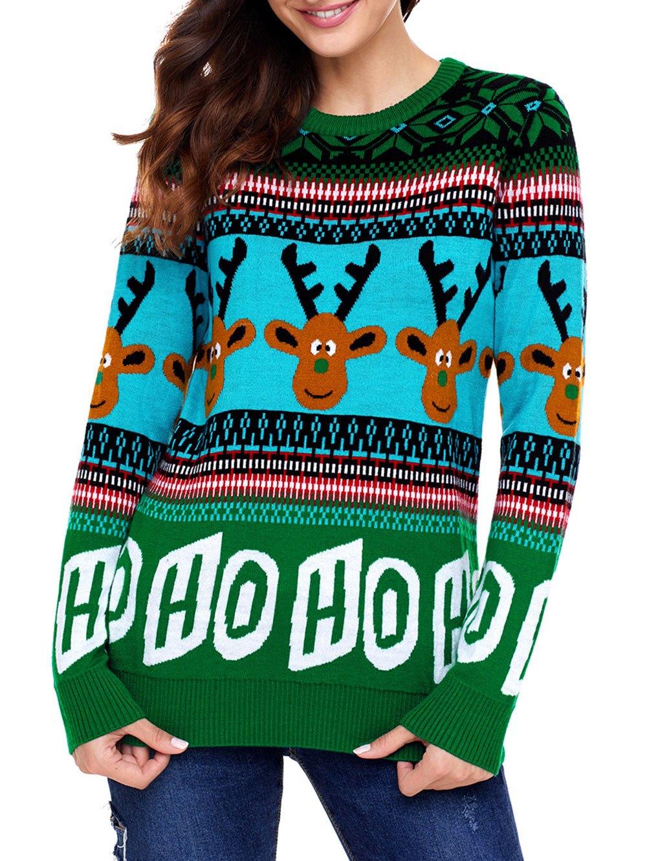Jersey de Navidad colorido