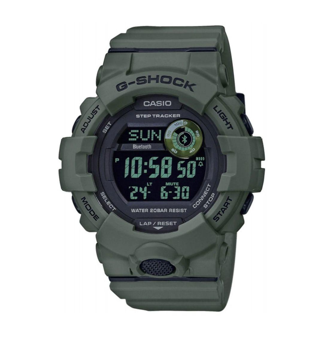 Casio G-Shock G-Squad con Bluetooth